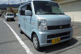 エブリーワゴン JP 4WD A/T
