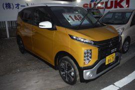 EK-X T   (イーケークロス) 未使用車